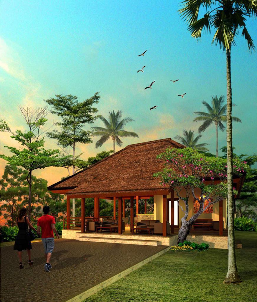 Bali Beach House: Design Bali Architect