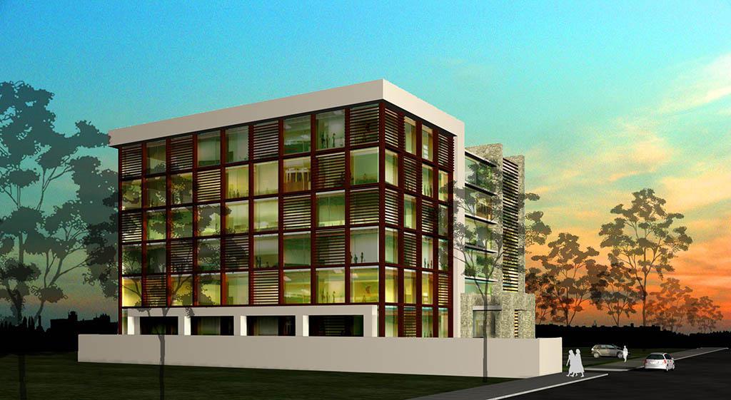 84 Kinondoni Commercial Space Design Bali Architect