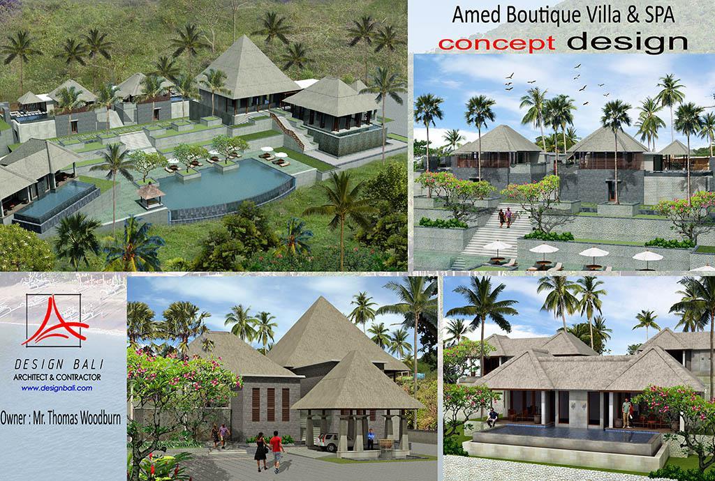 Amed Boutique Villa & Spa