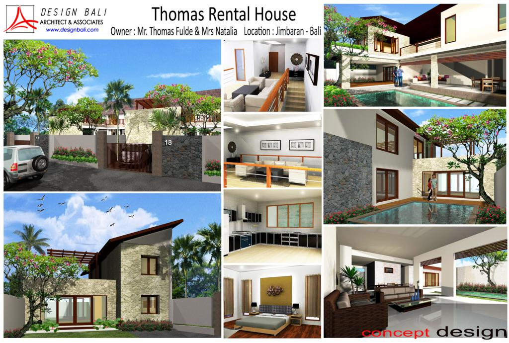 Thomas Rental House