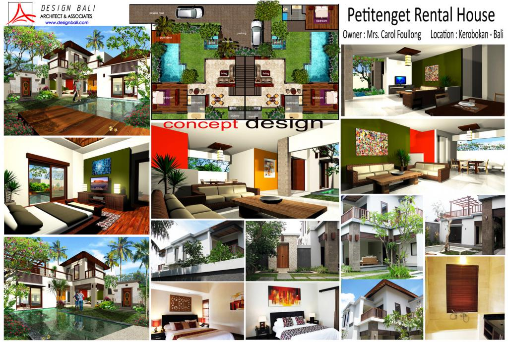 Petitenget Rental House