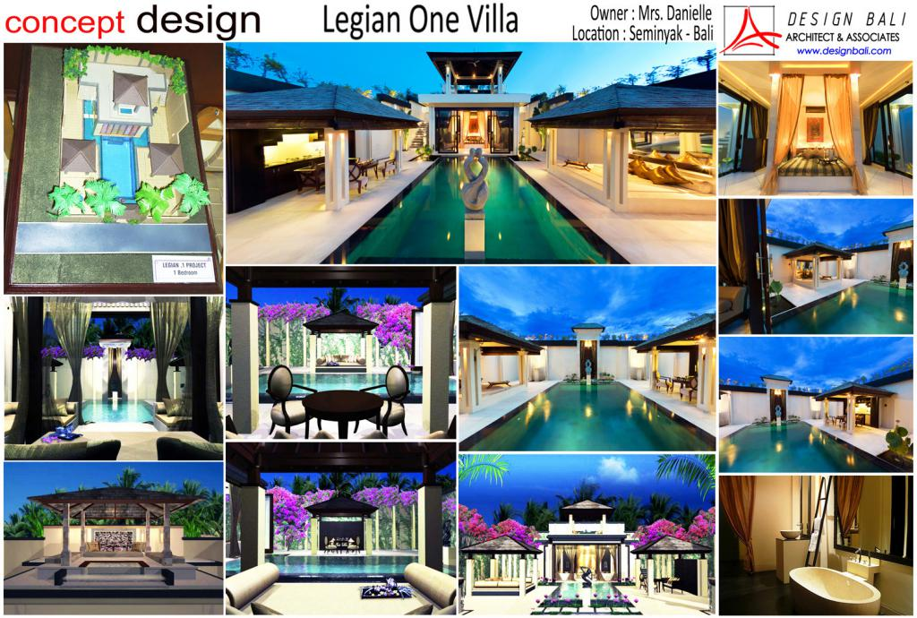 Legian One Villa