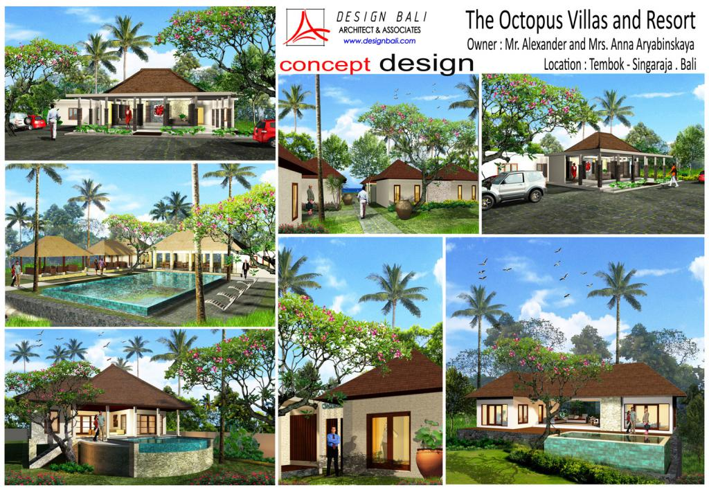 The Octopus Villa & Resort