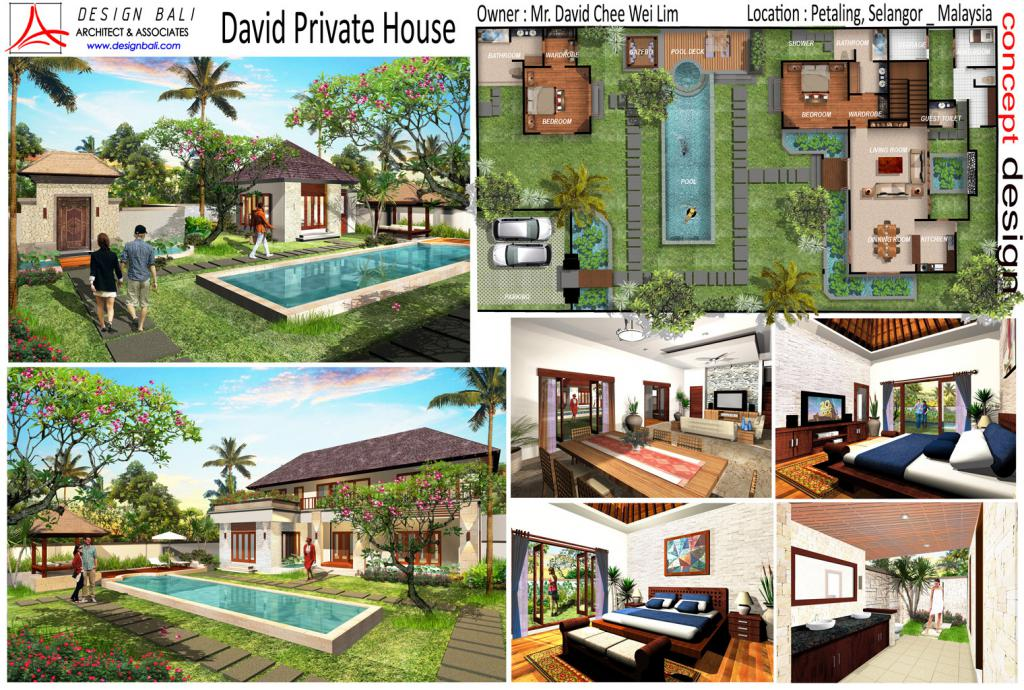 David Private House