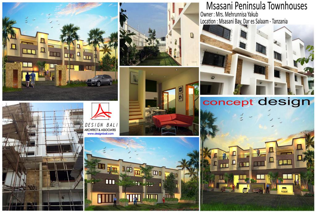 Msasani Peninsula Townhouses