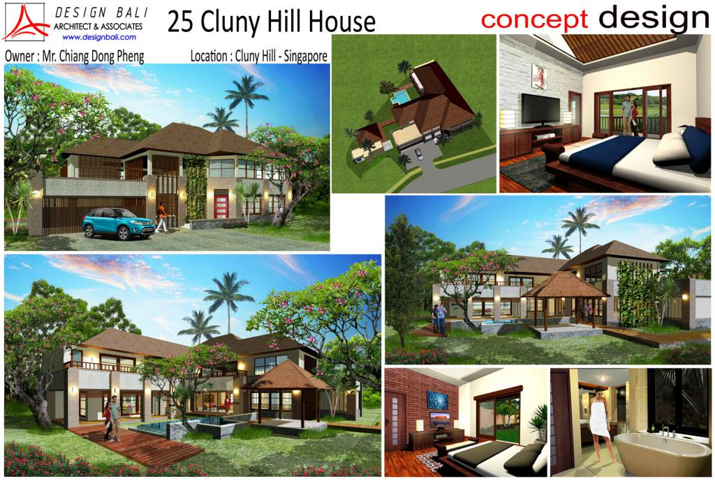 25 Cluny Hill Private House