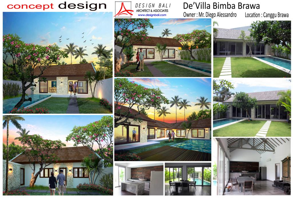 de'Villa Bimba Brawa