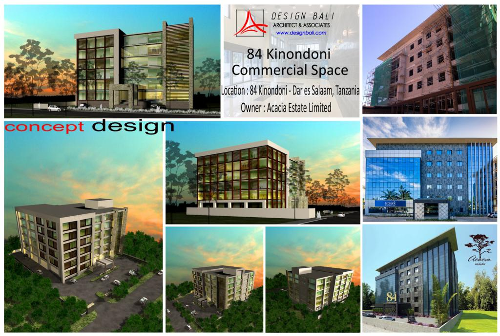 84 Kinondoni Commercial Space